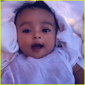 Kim Kardashian Shares Adorable New Video of Daughter Chicago!