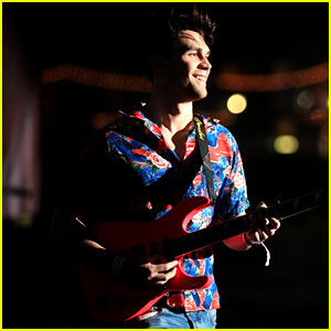 Riverdale's KJ Apa Takes the Stage With Kygo at Coachella!