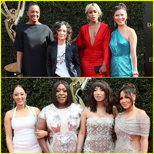 Ladies of 'The Talk' & 'The Real' Win Big at Daytime Emmy Awards 2018!