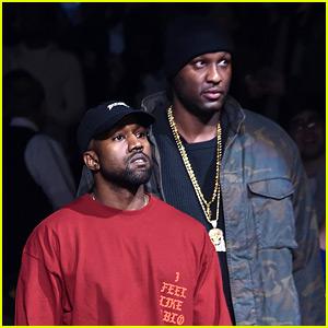 Lamar Odom Responds to Kanye West's Touching Tweet