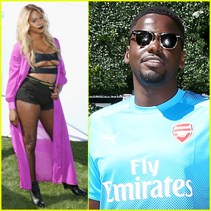 Laverne Cox & Daniel Kaluuya Check Out the American Express Coachella Party!