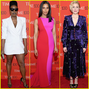Did You Miss All These Stars at the Time 100 Gala?