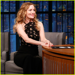 Leslie Mann Describes John Cena's Butt To Seth Meyers on 'Late Night' - Watch Here!
