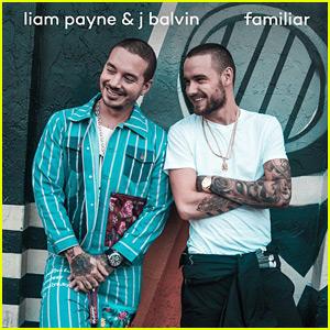 Liam Payne & J Balvin: 'Familiar' Stream, Lyrics, & Download - Listen Now!