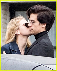 Here's What Lili Reinhart & Cole Sprouse Had to Say About Dating Rumors After Those Kissing Photos