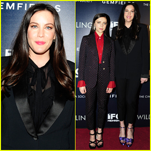 Liv Tyler & Bel Powley Team Up for 'Wildling' NYC Screening!