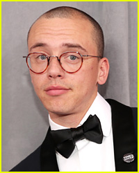 Is Logic Dating This Mystery Blonde After His Split From Wife Jessica Andrea?