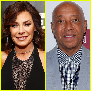 Luann de Lesseps Accuses Russell Simmons of Groping Her