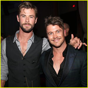 Luke Hemsworth Supports Brother Chris at 'Avengers: Infinity War' Global Premiere!