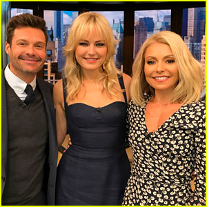Malin Akerman Talks Getting Engaged to Jack Donnelly & Her Son's Reaction (Video)