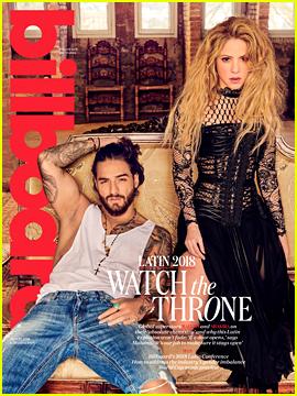 Shakira & Maluma Discuss Risque Lyrics & Being Sex Symbols!