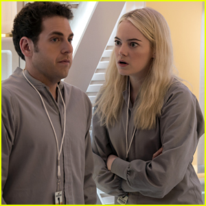 Netflix Releases First Look Photos From 'Maniac' Starring Jonah Hill & Emma Stone - See the Pics!