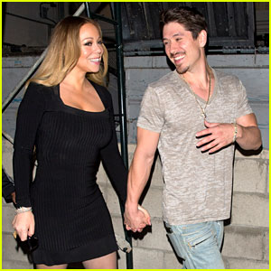 Mariah Carey & Boyfriend Bryan Tanaka Look Smitten on Their Date Night!