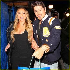 Mariah Carey Celebrates Boyfriend Bryan Tanaka's 35th Birthday!