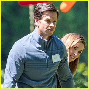 Mark Wahlberg & Rose Byrne Couple Up While Filming 'Instant Family!'