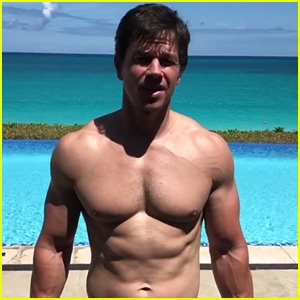 Mark Wahlberg Bares Ripped Shirtless Body in Easter Message to Fans - WATCH!