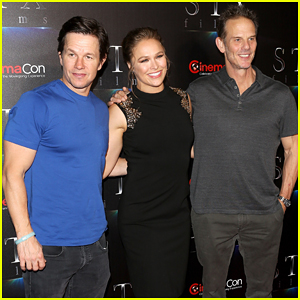 Mark Wahlberg Brings 'Mile 22' To CinemaCon 2018 with Ronda Rousey!
