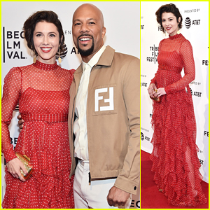 Mary Elizabeth Winstead & Common Premiere 'All About Nina' at Tribeca Film Festival 2018!