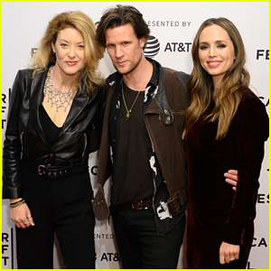 Matt Smith & Eliza Dushku Team Up for 'Mapplethorpe' Tribeca Film Festival Premiere!
