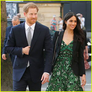 Meghan Markle Rewears Her Favorite Blazer at Event with Prince Harry!