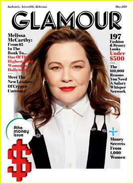 Melissa McCarthy Reveals Why She Always Assumes Every Job Is Her Last