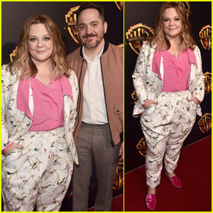 Melissa McCarthy & Husband Ben Falcone Couple Up at CinemaCon 2018