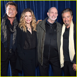 Michelle Pfeiffer Asked Controversial Question About Her Weight at Tribeca 'Scarface' Reunion!