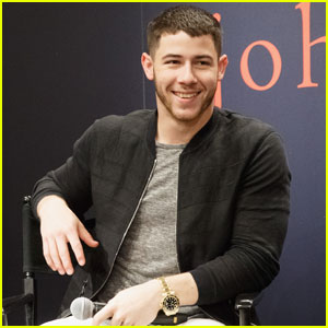 Nick Jonas Celebrates 'John Varvatos' Collection at Nordstrom!