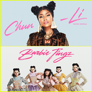 Nicki Minaj Drops Two Singles: 'Chun-Li' & 'Barbie Tingz' - Stream, Lyrics & Download!