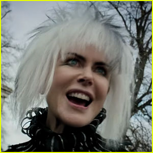 Nicole Kidman & Elle Fanning Are Punk Aliens in 'How to Talk to Girls at Parties' Trailer - Watch Now!