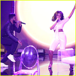 Normani & Khalid Bring 'Love Lies' To 'Tonight Show Starring Jimmy Fallon'