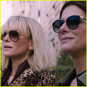 'Ocean's 8' Trailer Shows the Heist Unfold with an All-Star Cast of Leading Ladies - Watch Now!