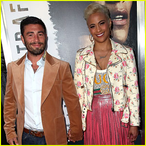 Paula Patton & Boyfriend Zachary Quittman Make Red Carpet Debut!