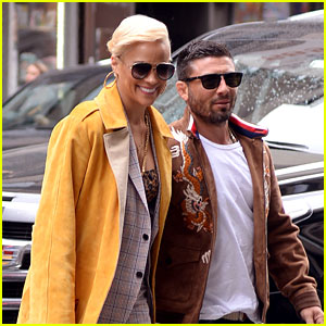 Paula Patton Professes Love for New Boyfriend on TV, Twice!