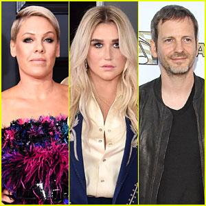 Pink Gets Served Legal Papers Regarding Kesha & Dr. Luke (Report)