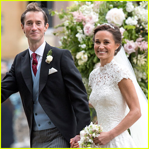 Is Pippa Middleton Pregnant & Expecting First Child with James Matthews?
