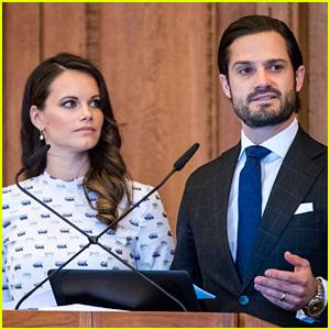 Sweden's Prince Carl Philip & Princess Sofia Release Statement on Avicii's Death