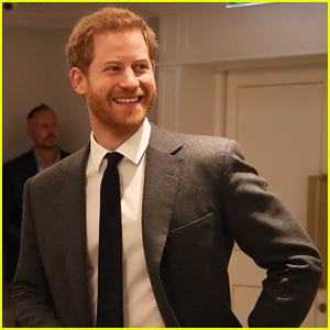 Prince Harry Launches 'Walk Of America' Month Before Wedding