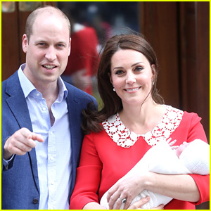 Prince William Cracked a Joke with Reporters After Welcoming Third Child!