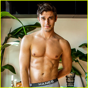 Queer Eye's Antoni Poses for Hanes Underwear Campaign!
