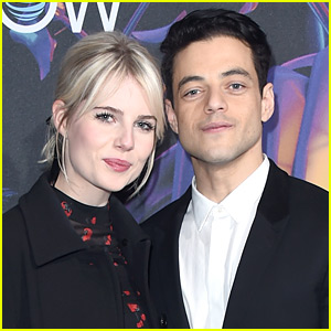 Rami Malek Dating 'Bohemian Rhapsody' Co-Star Lucy Boynton!