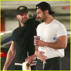 Ricky Martin & Husband Jwan Yosef Flaunt Their Physiques After a Workout