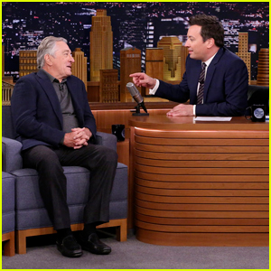 Robert De Niro Pretends Not to Know What Dogs Are in Hilarious 'Tonight Show' Skit - Watch Here!