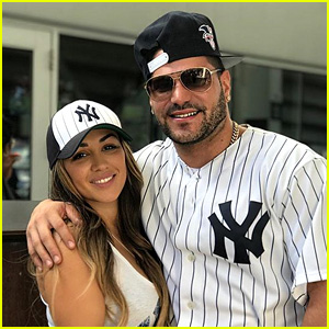 Jersey Shore's Ronnie Ortiz-Magro & Girlfriend Jen Harley Reveal Baby Daughter's Name!