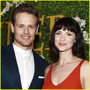 Caitriona Balfe Is Posting the Funniest Birthday Posts for Sam Heughan!