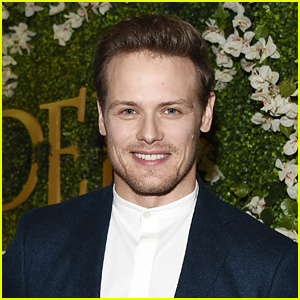 Sam Heughan Teases Fans with 'Exciting News' Coming Soon!