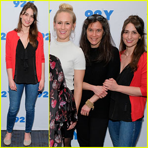Sara Bareilles Steps Out for 'Women Of Waitress: The Musical' Event