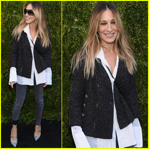 Sarah Jessica Parker Doesn't Want to 'Disregard Men' During Push For More Female Storytellers