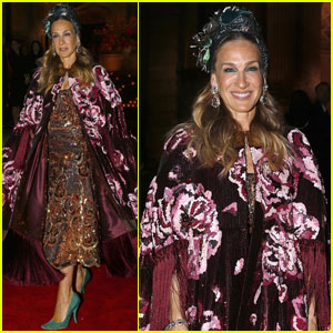 Sarah Jessica Parker Hosts 'Dolce & Gabbana' Charity Auction in NYC