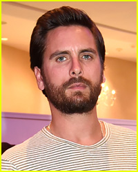 Scott Disick Drops a Lot of Money on Custom Chain!